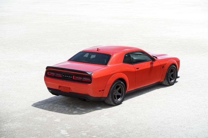 2020 Dodge Challenger SRT Super Stock Arrives As The World's Quickest and Most Powerful Muscle Car