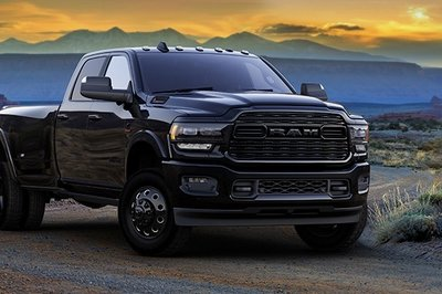 2020 2020 Ram Heavy Duty Limited Black Edition