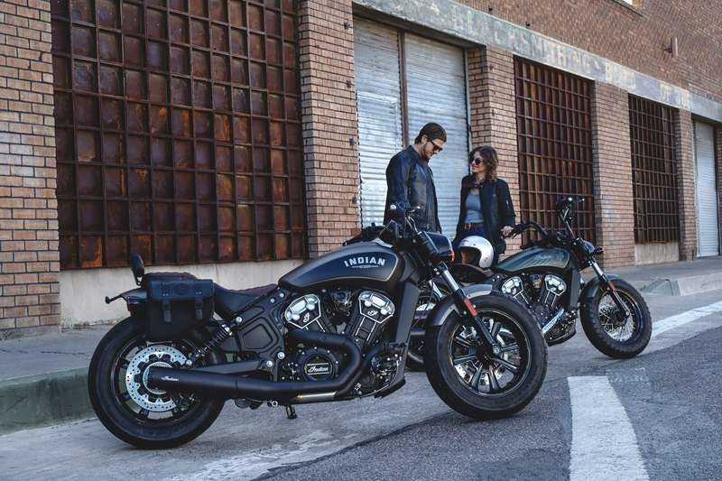 2018 - 2021 Indian Scout Bobber