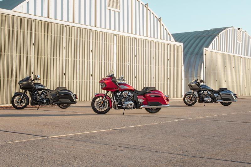 Top Speed's Guide to the 2020 Indian Motorcycle Lineup