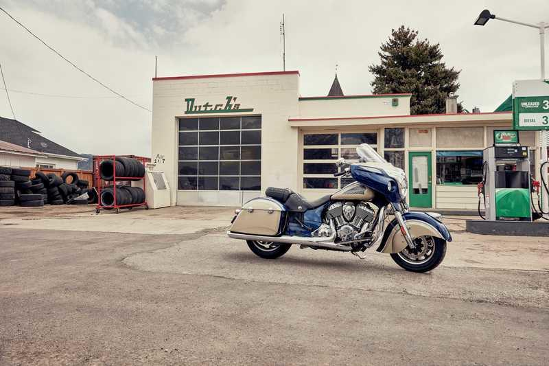 2019 - 2020 Indian Motorcycle Chieftain Classic