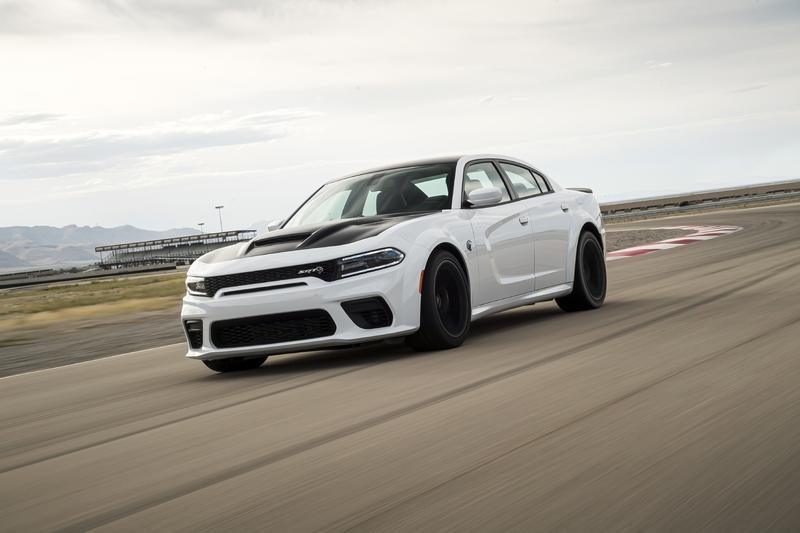 The 2021 Dodge Charger SRT Hellcat Redeye Is Fastest and Most Powerful Sedan In the World