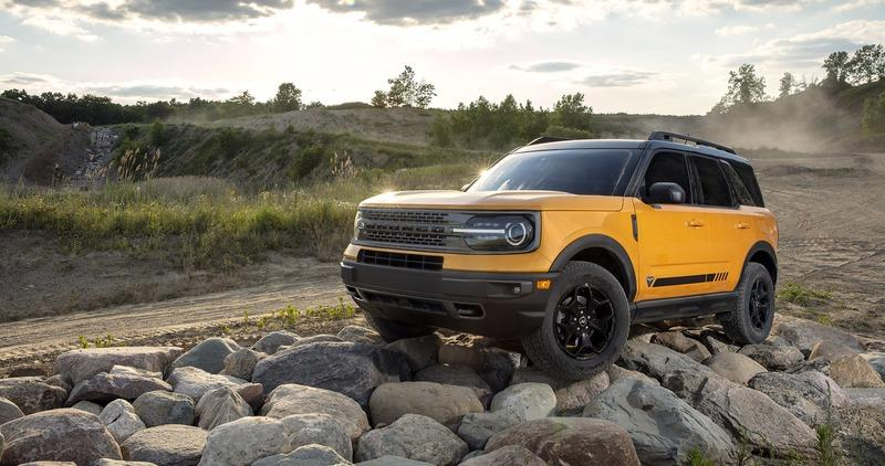 Tuners Beware: Ford Has Digital Walls to Prevent People from Altering the Bronco's Computer