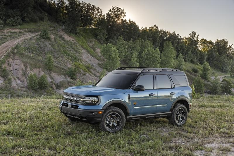 The 2021 Ford Bronco Sport is the Bronco's Not-So-Rugged Little Brother