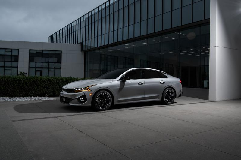 The Numbers Are In and the 2021 Kia K5 Really Does Outperform the BMW 3 Series