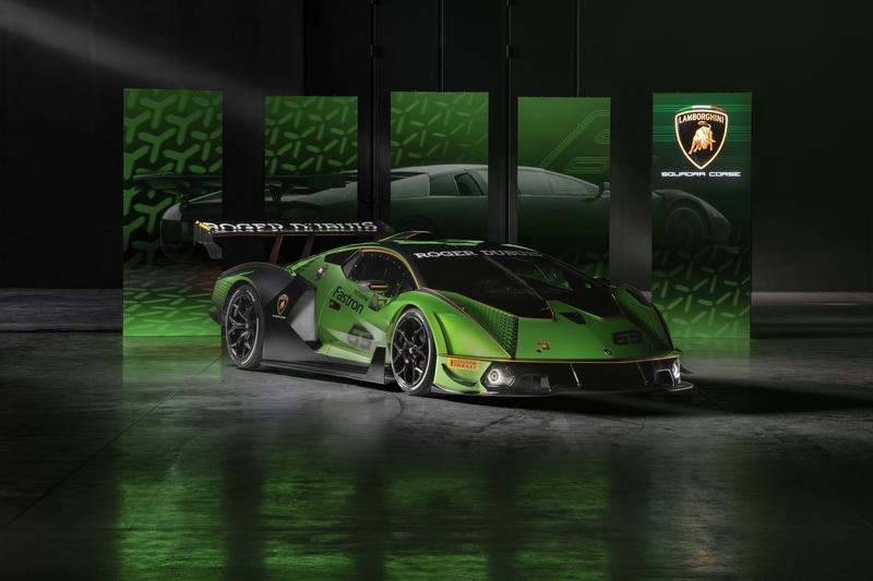The Lambo Essenza SCV12 is the Most Powerful Lamborghini Ever Built