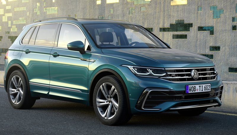 Fresh Looks, New Tech, and Electrification Spearhead the Many Changes of the 2021 Volkswagen Tiguan