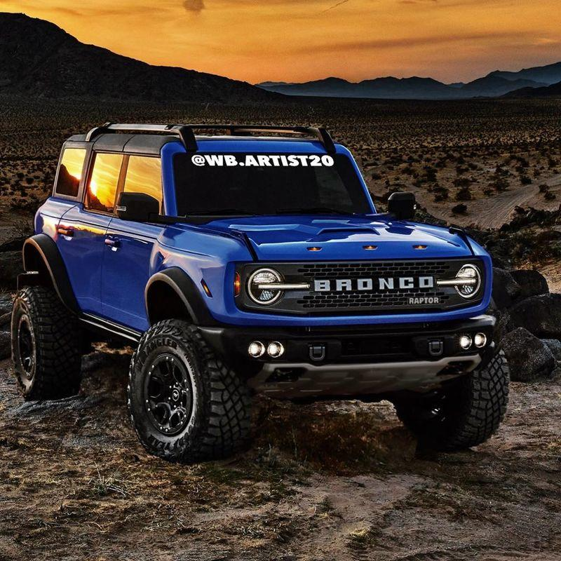 It's Official: The Ford Bronco Raptor Is Coming in 2022! - image 922625