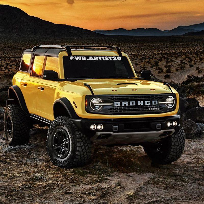 It's Official: The Ford Bronco Raptor Is Coming in 2022! - image 922626