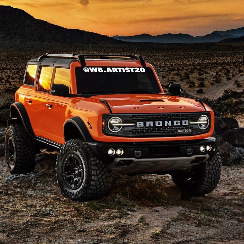 It's Official: The Ford Bronco Raptor Is Coming in 2022! - image 922624