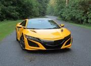 Next Year Acura Could Grace The World With an NSX Spider and NSX Type R! - image 925435