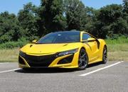 Next Year Acura Could Grace The World With an NSX Spider and NSX Type R! - image 925427