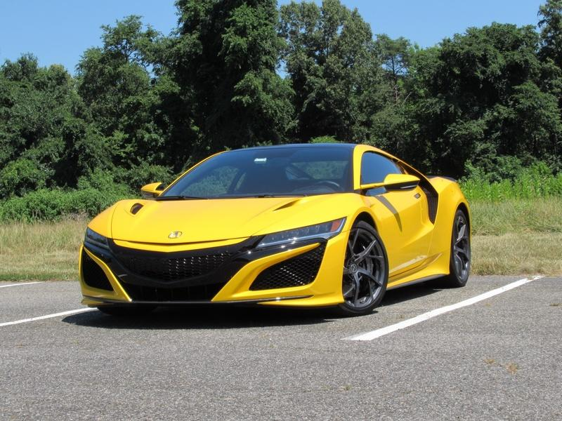2020 Acura NSX - Driven Exterior - image 925427