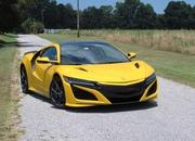 Next Year Acura Could Grace The World With an NSX Spider and NSX Type R! - image 925428