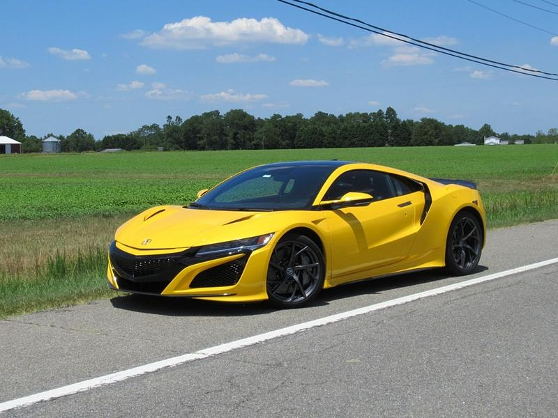 2020 Acura NSX - Driven Exterior - image 925430