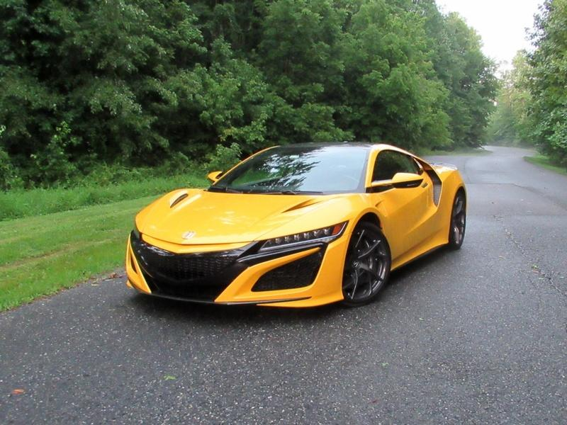 2020 Acura NSX - Driven Exterior - image 925434