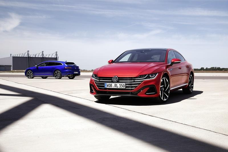 America Never Gets The Cool Cars – The Volkswagen Arteon R is the Latest Forbidden Fruit