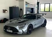 "Are These ""Leaked"" Images of the Mercedes-AMG GT Black Series Legit? - image 918824"