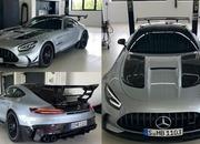 "Are These ""Leaked"" Images of the Mercedes-AMG GT Black Series Legit? - image 918828"