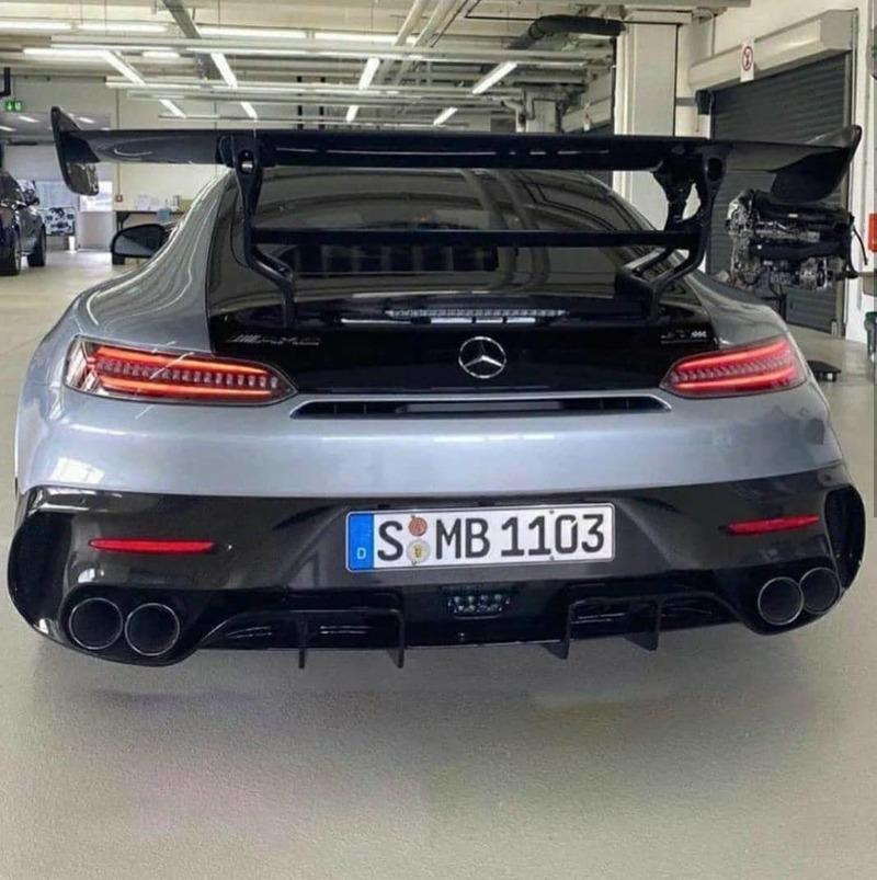"Are These ""Leaked"" Images of the Mercedes-AMG GT Black Series Legit? - image 918823"