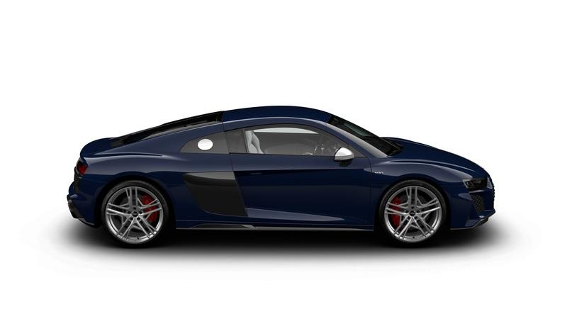 2020 Audi R8 V10 Quattro Limited Edition