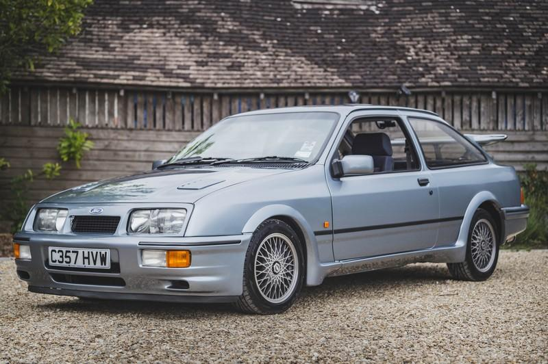 Awesome Car for Sale: Ultra-Rare 1985 Ford Sierra RS Cosworth