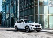 The BMW iX3 Joins the EV Ranks with 286 Miles of Range - image 920500