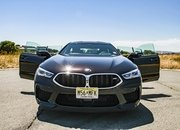 2020 BMW M8 Gran Coupe - Driving Impressions - image 916886