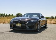 2020 BMW M8 Gran Coupe - Driving Impressions - image 916860