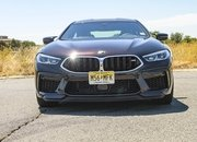 2020 BMW M8 Gran Coupe - Driving Impressions - image 916861