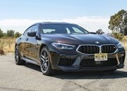 2020 BMW M8 Gran Coupe - Driving Impressions - image 916862
