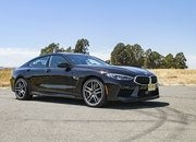 2020 BMW M8 Gran Coupe - Driving Impressions - image 916863