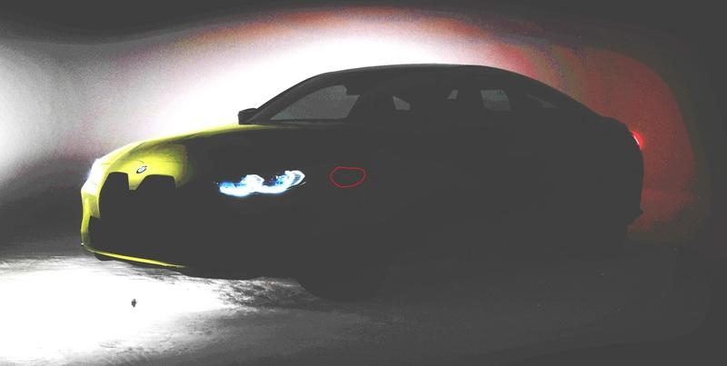 BMW Resorts to Tesla-Style Trolling With Latest BMW M3 and M4 Teaser Image - image 917768