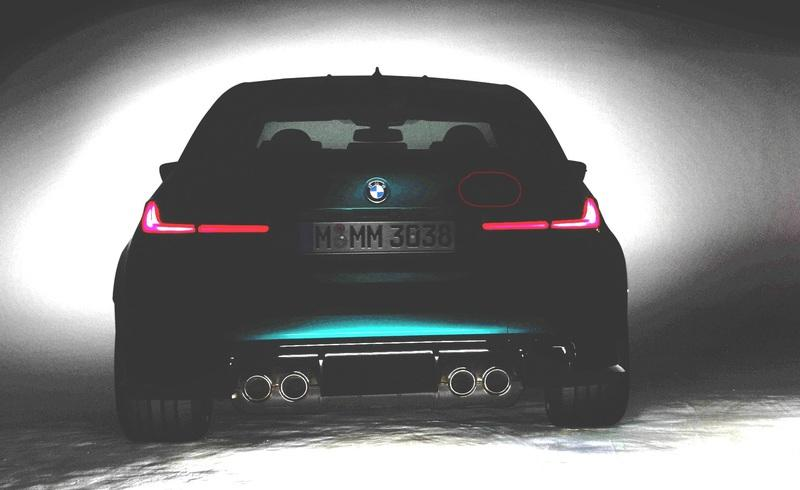 BMW Resorts to Tesla-Style Trolling With Latest BMW M3 and M4 Teaser Image - image 917767