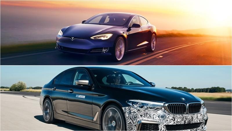 BMW to Take the Tesla Model S Head-On With the 5 Series EV, But Will It Have What It Takes?