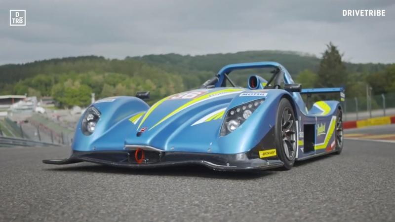 Breaking the Laws of Physics in a Hayabusa-Powered Radical SR3