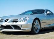 Can the Mercedes SLR McLaren Beat a Couple of Modern Supercars in a Drag Race? - image 922001