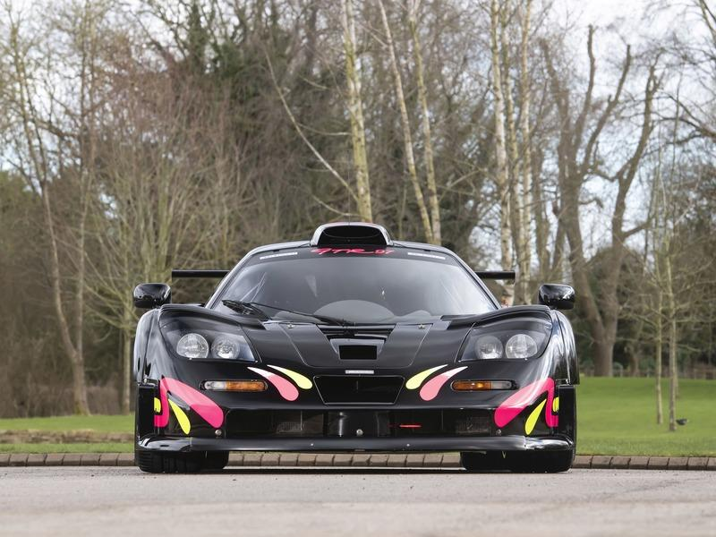 Car For Sale: Stunning 1996 McLaren F1 GTR Longtail Exterior - image 917916