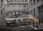 Check Out These Renderings of The Tesla Cybertruck as Various Public Service Vehicles - image 916380