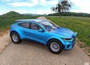 Check Out This Ford Mustang Mach-E Rendered As An Electric Rally Car - image 921219
