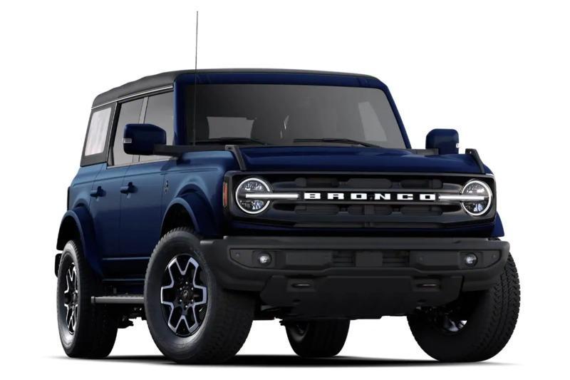 Comparing the 2021 Ford Bronco Family - Which is the Right Model For You? - image 921043