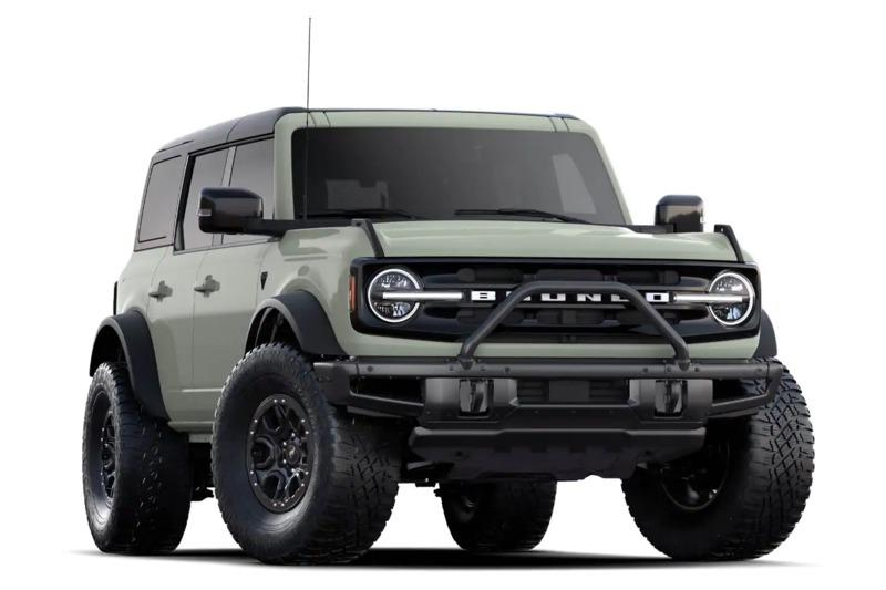 Comparing the 2021 Ford Bronco Family - Which is the Right Model For You? - image 921047
