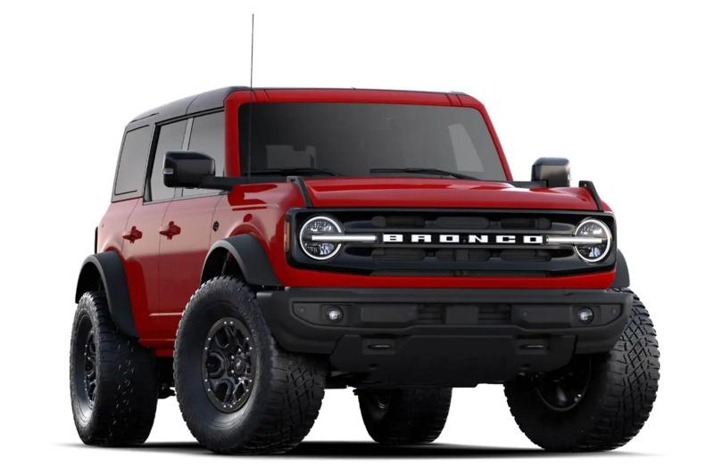 Comparing the 2021 Ford Bronco Family - Which is the Right Model For You? - image 921048