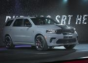 The 2021 Dodge Durango Is About More Than a Facelift Thanks to the New 710-Horsepower SRT Hellcat Trim - image 917166