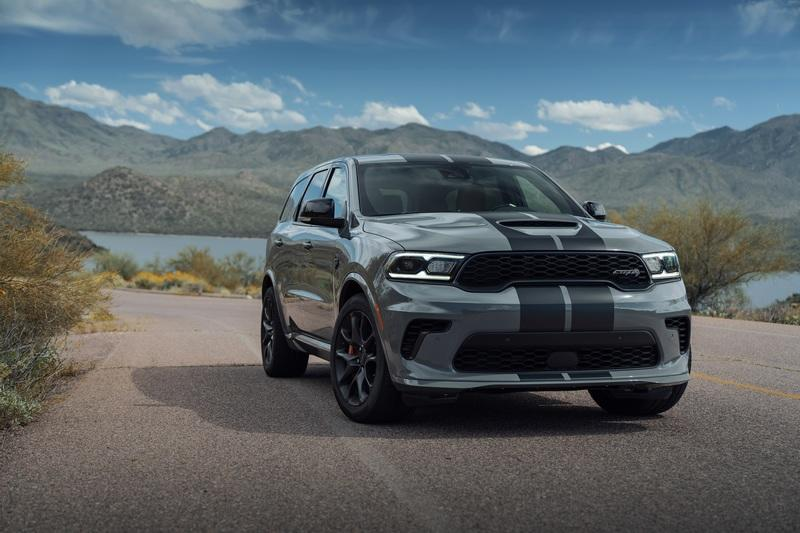 The Durango SRT Hellcat Will Cost You Dodge Viper Money