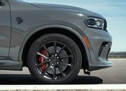 The 2021 Dodge Durango Is About More Than a Facelift Thanks to the New 710-Horsepower SRT Hellcat Trim - image 917199