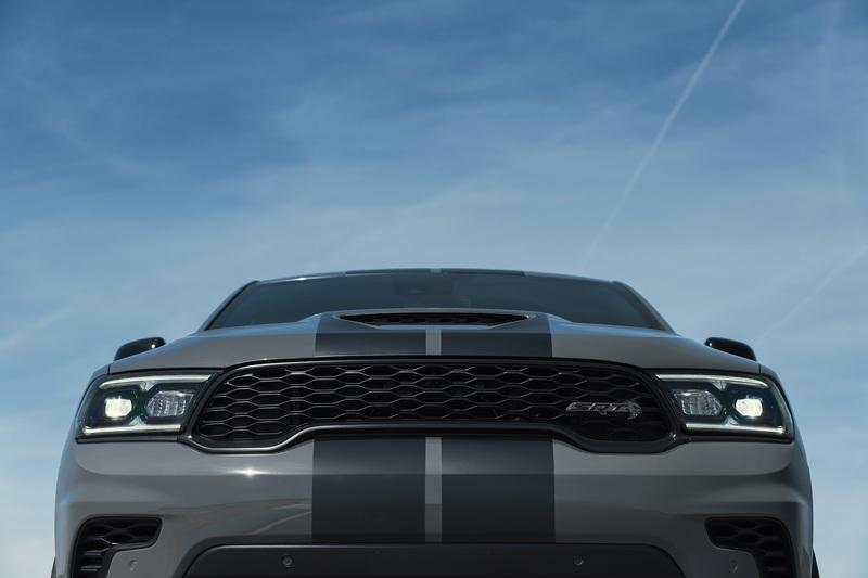 The 2021 Dodge Durango Is About More Than a Facelift Thanks to the New 710-Horsepower SRT Hellcat Trim