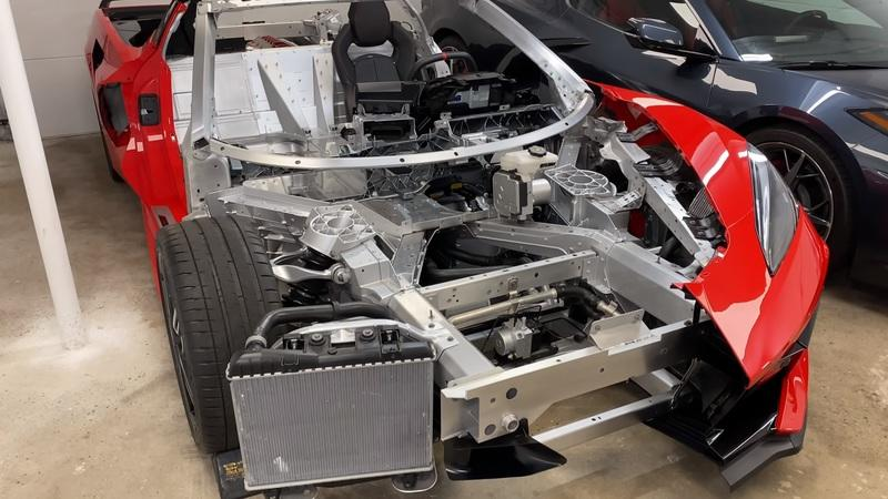 Engineering Explained Exposes the C8 Corvette's 5 Big Flaws and Why They Are Actually Impressive