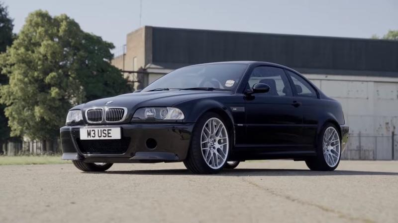 For Less Than $5,000, You Can Convert Your E46 BMW M3 CSL to a Real Manual Transmission