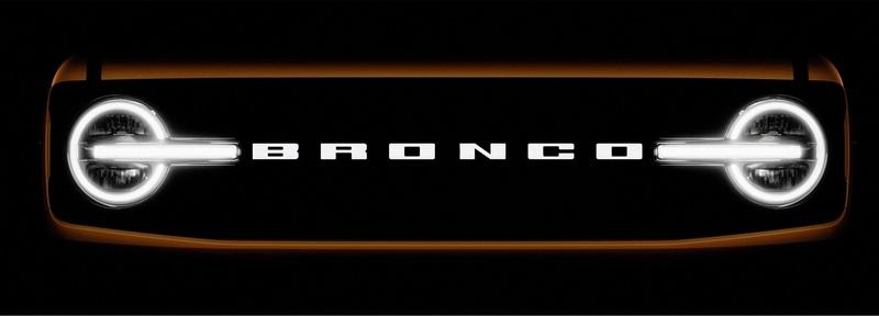 Can You Make Out Anything New in the Latest Teaser Images of the 2021 Ford Bronco? - image 916639